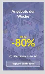 Weekly Sale auch auf GOG.com (bis zu -80%)