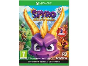 """""""Spyro Reignited Trilogy (HD Remastered)"""" (XBOX One / Series X)"""