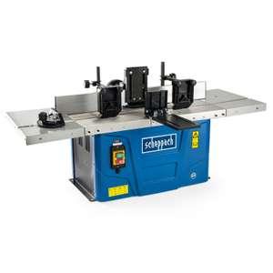 Scheppach HF 50 Tischfräsmaschine