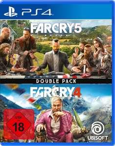 """Far Cry 4 & 5 Compilation"" (PS4) See d en Min imalen Preis bei Media Markt"