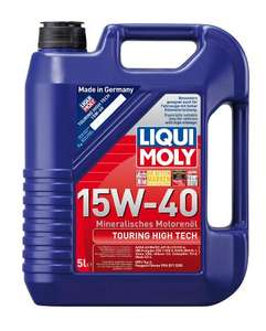 Liqui Moly Touring High Tech Motoröl, 15W-40, 5l