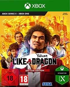 """""""Yakuza 7: Like a Dragon - Day Ichi Edition"""" (Xbox One / Series X) Lass den Drachen aus der Stahlbox zum Bestpreis in der Discworld"""