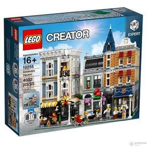 LEGO Creator Expert Assembly Square - Stadtleben (10255) zum netten Preis