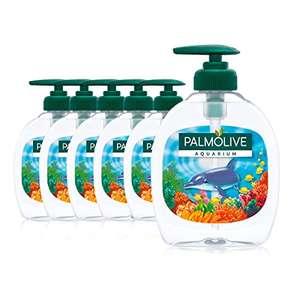 6x 300ml Palmolive Handseife