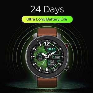 Amazfit GTR 47mm Edelstahl Smartwatch - knüller Preis