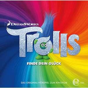 """""""Trolls - Finde dein Glück - Das Original-Hörspiel zum Kinofilm"""" gratis von Edel Kids"""
