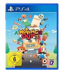 """""""Moving Out"""" (PS4) darf zum bisherigen Tiefstpreis umziehen"""