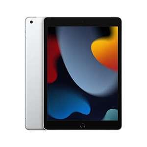 Apple iPad 9 64GB, LTE, silber