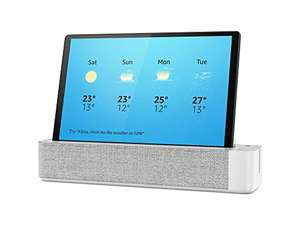 Lenovo Smart Tab M10 Full HD Plus mit Amazon Alexa & Smart Dock