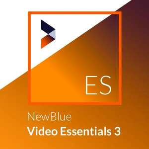 NewBlue Video Plugin - Essentials 5 Volume 3 (Adobe Premiere, ...)