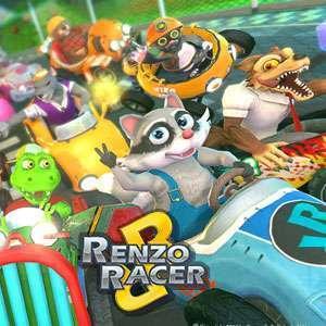 Renzo Racer (PC DRM-Frei) kostenlos (IndieGala)