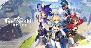 """""""Genshin Impact"""" (PS4 / Windows PC / Android / iOS) Code für 60 Primogems und 10.000 Mora"""