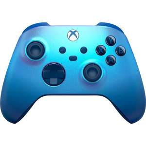 [Universal] Xbox Series X Wireless-Controller »Aqua Shift Special Edition« + gratis Füllartikel