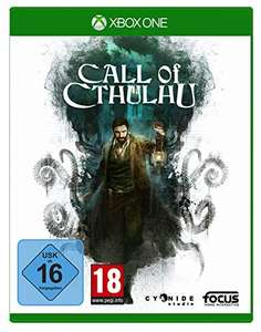 Call of Cthulhu (Xbox One) für 7,99€ (Amazon Prime)