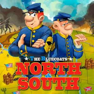 The Bluecoats North & South (Nintendo Switch)