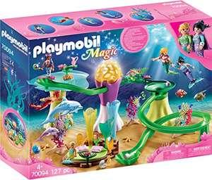Preisjäger Junior: Playmobil Magic - Korallenpavillon mit Leuchtkuppel