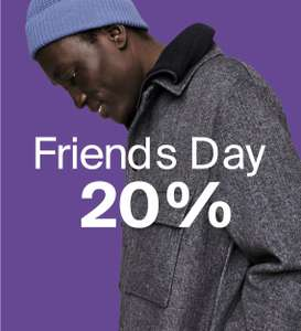 Esprit: 20% Rabatt für Friends auf alle Normalpreis-Artikel