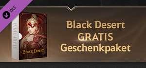 """""""Black Desert Online Geschenkpaket DLC"""" (Windows PC) gratis auf Steam bzw. direkt bei Pearl Abyss"""
