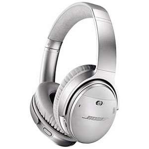 Bose QuietComfort 35 II Kopfhörer, silber
