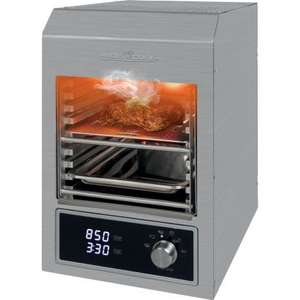 @Interspar Profi Cook Elektrischer Beefer Oberhitzegrill PC-EBG 1201