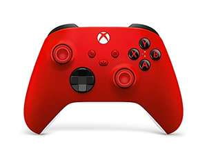 Microsoft Xbox Series X Wireless Controller, pulse red