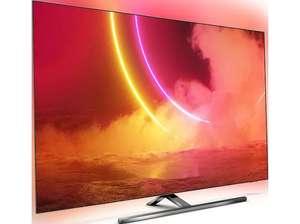"Philips ""55OLED855"" - 55 Zoll UHD TV mit Ambilight - neuer Bestpreis"