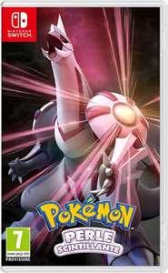 Nintendo Switch: Pokemon Leuchtende Perle / Strahlender Diamant oder Legenden:Arceus
