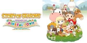 Kuhkostüm DLC STORY OF SEASONS: Friends of Mineral Town (Nintendo Switch / PS4 / XBOX)