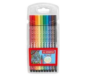 Stabilo Pen 68/point 88 neon, 10er-Set