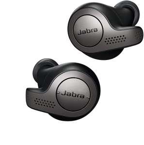 """Jabra """"Elite 65t"""" Bluetooth Kopfhörer mit Noise Cancellation"""