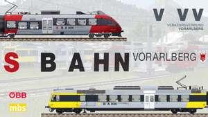 """(Vorarlberg) GRATIS Bahn fahren - zwischen """"Bregenz-Hafen"""" und """"Lochau-Hörbranz"""" - bis Mitte Mai 2022"""