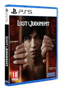 Lost Judgment (PS4) für 38.41€ (Amazon.es)