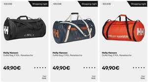 Helly Hansen HH Duffel Bag 90L in 5 verschieden Farben