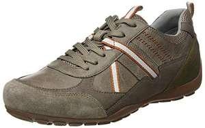 Geox Herren U Ravex A Sneaker in Dove Gray / Größe: 39 - 42, 44 - 46