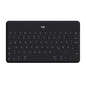 Logitech Keys-to-Go Kabellose Tablet-Tastatur