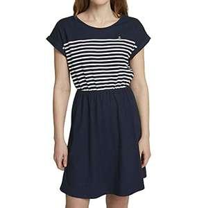 TOM TAILOR Denim Damen Jersey Kleid in Blau (Größe XS-XL)