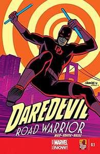"""""""Daredevil: Road Warrior Infinite Comic 1-4 (Englische Edition)"""" gratis holen statt 2,29€ je digitalem Comic"""