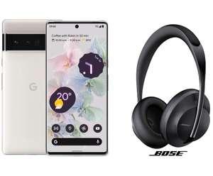 Google Pixel 6 / 6 Pro + Bose 700 Bluetooth Kopfhörer