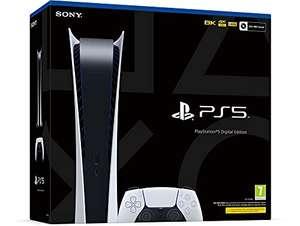 PlayStation 5 Konsolen (Disc + Digital) - Verkauf bei Amazon - ab 9 Uhr
