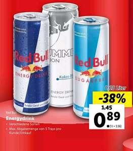 Red Bull bei Lidl