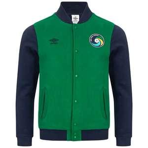 New York Cosmos Umbro Herren Vintage Jacke (große S-2XL)