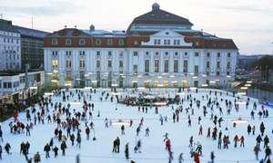 (Wiener Eislaufverein) GRATIS Eislaufen - am 25.10.2021