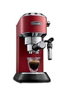 De'Longhi Dedica Style EC 685.R Espresso Siebträgermaschine (nur in Rot)