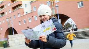 (WIEN) Gratis Grätzl-Ralley Hefte