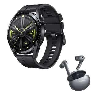 Huawei Watch GT 3 + FreeBuds 4i