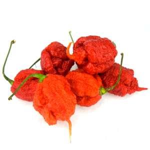 -50% auf frische Carolina Reaper Chilis