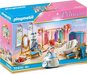 Playmobil Princess - Ankleidezimmer mit Badewanne