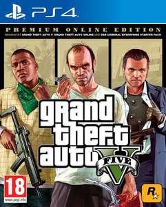 """Grand Theft Auto V Premium Online Edition"", ""Darksiders Genesis"" oder ""Destroy All Humans!"" (PS4) um je 15,99€ bei Gamestop (Abholung)"