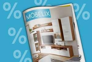 Möbelix 15€ Wochenend-Rabatt (MBW: 70€)