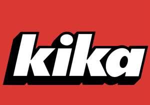 [kika] -10€ Gutschein ab 25€ mehrmals einlösen